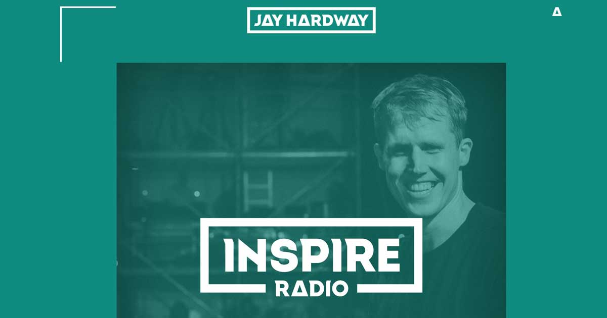 Insoire - Jay Hardway - Die Radio-Show - TONEART Radio