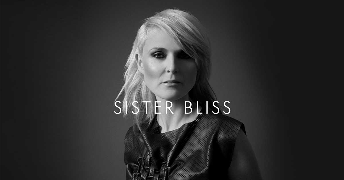 Sister Bliss in Session  - TONEART Radio
